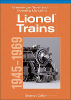 Kalmbach Repair & Operating Manual Lionel 7th Edition Model Railroading Historical Book #8160