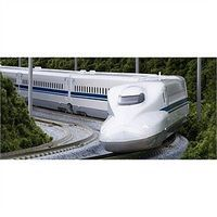 Kato N700-Series 4-Car Shinkansen Bullet Train Starter Set N Scale Model Train Set #10007