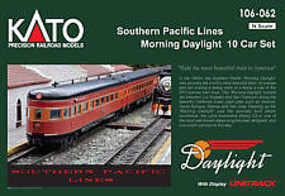 Kato N Sp Lines Daylight Pass 10car