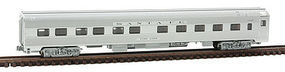 Kato Pullman 11-Double Bedroom & Budd Pine Series 10-6 Sleeper N Scale Model Passenger Car #1066011