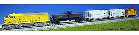 Kato Diesel Freight Train-Only Set Standard DC Union Pacific N Scale Model Train Set #1066272