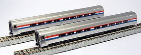 Kato 2-Car Set Amfleet III #A - N-Scale