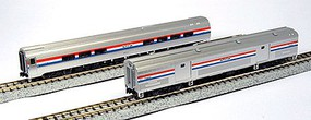 Kato 2-Car Set Amfleet III #B - N-Scale