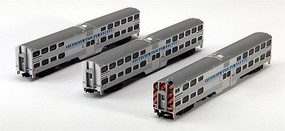 Kato Gallery Bkcse Set VRE 3/ - N-Scale (3)