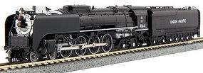 Kato Class FEF-3 4-8-4 DC Union Pacific #844 N Scale Model Train Steam Locomotive #1260401