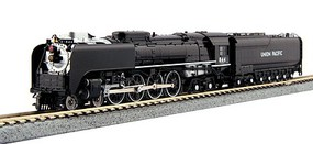 Kato 4-8-4 FEF-3 w/Snd UP #844 - N-Scale