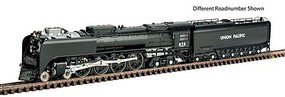 Kato N 4-8-4 Fef-3 Up 838 w/DCC