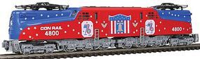 Kato GG1 Conrail Bicentennial #4800 N Scale Model Train Electric Locomotive #1372015