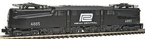 Kato GG1 Electric Penn Central #4885 N Scale Model Train Electric Locomotive #1372023