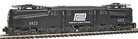 Kato GG1 Electric - Standard DC Penn Central #4923 N Scale Model Train Electric Locomotive #1372024