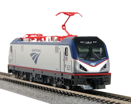 Kato ACS-64 #600 with DCC - N-Scale