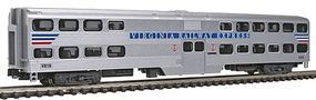 Kato Nippon-Sharyo Gallery Bi-Level Commuter Coach N Scale Model Train Passenger Car #1560946