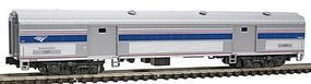Kato Streamlined Baggage Amtrak #1221 (Phase VI) N Scale Model Train Passenger Car #1560953