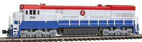 Kato GE U30C US Department of Transportation #001 N Scale Model Train Diesel Locomotive #1760938