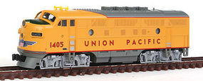 Kato EMD F3A Union Pacific #1405 N Scale Model Train Diesel Locomotive #1761113