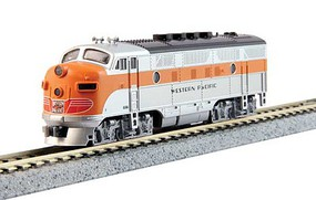 Kato EMD F3A DCC WP #802A - N-Scale