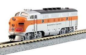 Kato EMD F3A DCC WP #803 - N-Scale