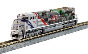 Kato EMD SD70ACe with Nose Headlight LokSound and DCC Union Pacific 1943 (Spirit of the Union Pacific) N-Scale