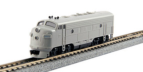 Kato EMD F7 A Undecorated N Scale Model Train Diesel Locomotive #1762200