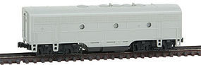 Kato EMD F7 B Undecorated N Scale Model Train Diesel Locomotive #1762201