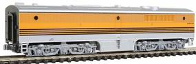 Kato Diesel Alco PB-1 Powered DCC ready Denver & Rio Grande Western, No Unit Number (Aspen Gold) - N-Scale