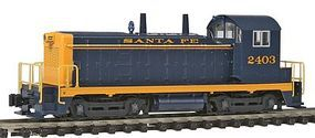 Kato EMD NW2 - Standard DC - Santa Fe #2403 N Scale Model Train Diesel Locomotive #1764365
