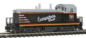 Kato EMD NW2 Standard DC Chicago Burlington & Quincy N Scale Model Train Diesel Locomotive #1764367