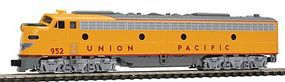 Kato EMD E9A - Standard DC - Union Pacific #952 N Scale Model Train Diesel Locomotive #1765316