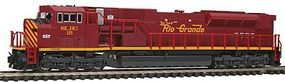 Kato EMD SD90/43MAC San Luis & Rio Grande #115 N Scale Model Train Diesel Locomotive #1765620
