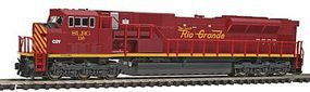 Kato EMD SD90/43MAC San Luis & Rio Grande #116 N Scale Model Train Diesel Locomotive #1765621