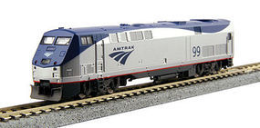Kato GE P42 Amtrak Phase Vb #99 N Scale Model Train Diesel Locomotive #1766028