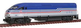 Kato Motive Power MP36PH Virginia Railway Express N Scale Model Train Diesel Locomotive #1766126