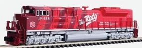 Kato EMD SD70ACe - Standard DC - Union Pacific #1988 N Scale Model Train Diesel Locomotive #1768409