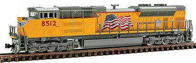 Kato USA Inc EMD SD70ACe Union Pacific #8512 -- N Scale Model Train Diesel Locomotive -- #1768433