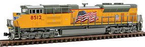 Kato EMD SD70ACe Union Pacific #8512 N Scale Model Train Diesel Locomotive #1768433