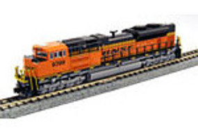 Kato N SD70ACe, BNSF/Wedge #9376