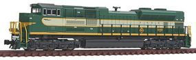 Kato EMD SD70ACe Erie #1068 N Scale Model Train Diesel Locomotive #1768501
