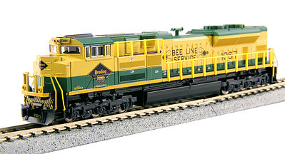 Kato USA Inc EMD SD70ACe NS (Reading Lines Heritage) -- N Scale Model Train Diesel Locomotive -- #1768508
