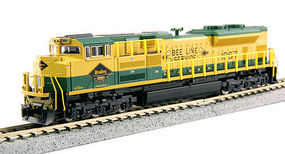 Kato EMD SD70ACe BNSF #1067 N Scale Model Train Diesel Locomotive #1768508