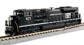 Kato EMD SD70ACe Penn Central #1073 N Scale Model Train Diesel Locomotive #1768510