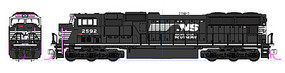 Kato EMD SD70M NS 2592 - N-Scale