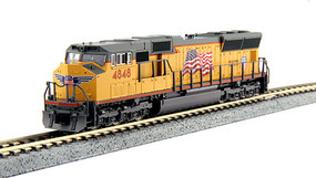 Kato N Emd Sd70M Up 4848 Dcc