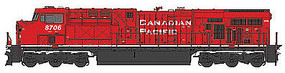 Kato GE ES44AC GEVO Canadian Pacific #8706 N Scale Model Train Diesel Locomotive #1768920