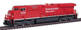 Kato GE ES44AC Canadian Pacific #8759 N Scale Model Train Diesel Locomotive #1768921