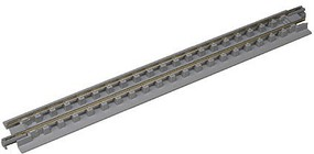 Kato Open Pit Track 7-5/16 186mm pkg(4) - N-Scale