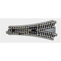 Kato Unitrack #2 Wye Turnout - Remote Control N Scale Nickel Silver Model Train Track #20222