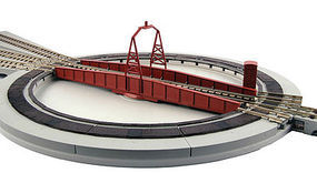 Kato Electric Turntable - Unitrack - Kit N Scale Nickel Silver Model Track #20283