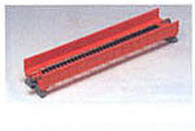 Kato Double-Track Plate Girder Bridge - 7-13/32 186mm (gray) N Scale Model Railroad Bridge #20457