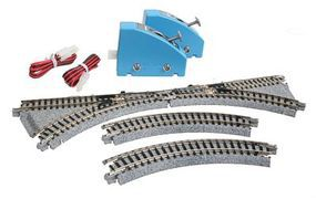 Kato CV2 Cpompact Multi-Purpose Turnout Set Unitrack N Scale Nickel Silver Model Train Track #20891