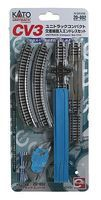 Kato CV3 Compact Oval Set - Unitrack N Scale Nickel Silver Model Train Track #20892